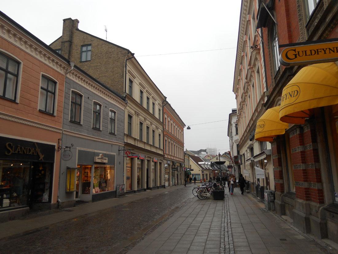 Lilla Fiskaregatan a Lund