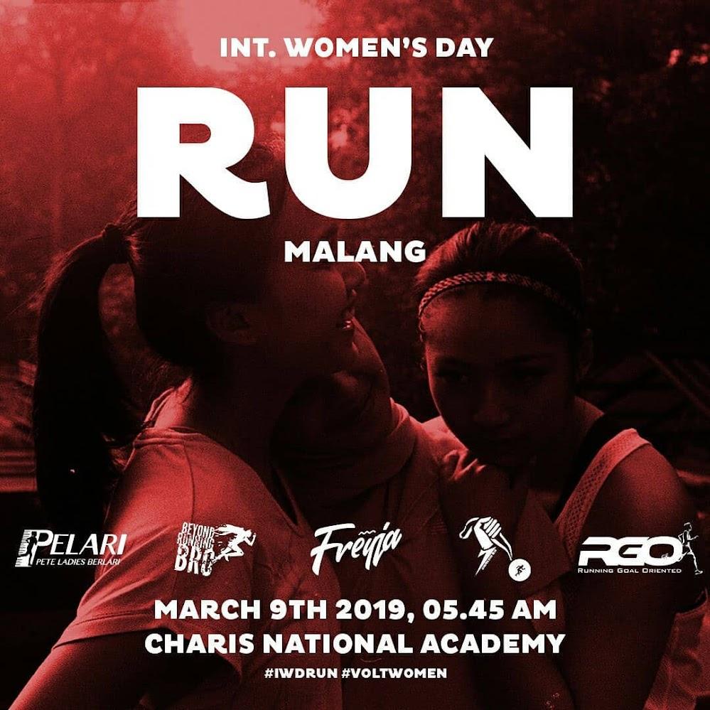 IWD Run • 2019