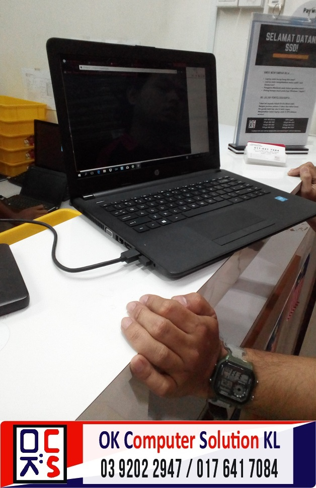 [SOLVED] INSTALL SOFTWARE HP14 | REPAIR LAPTOP CHERAS 2