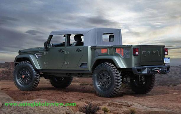 2018 jeep gladiator