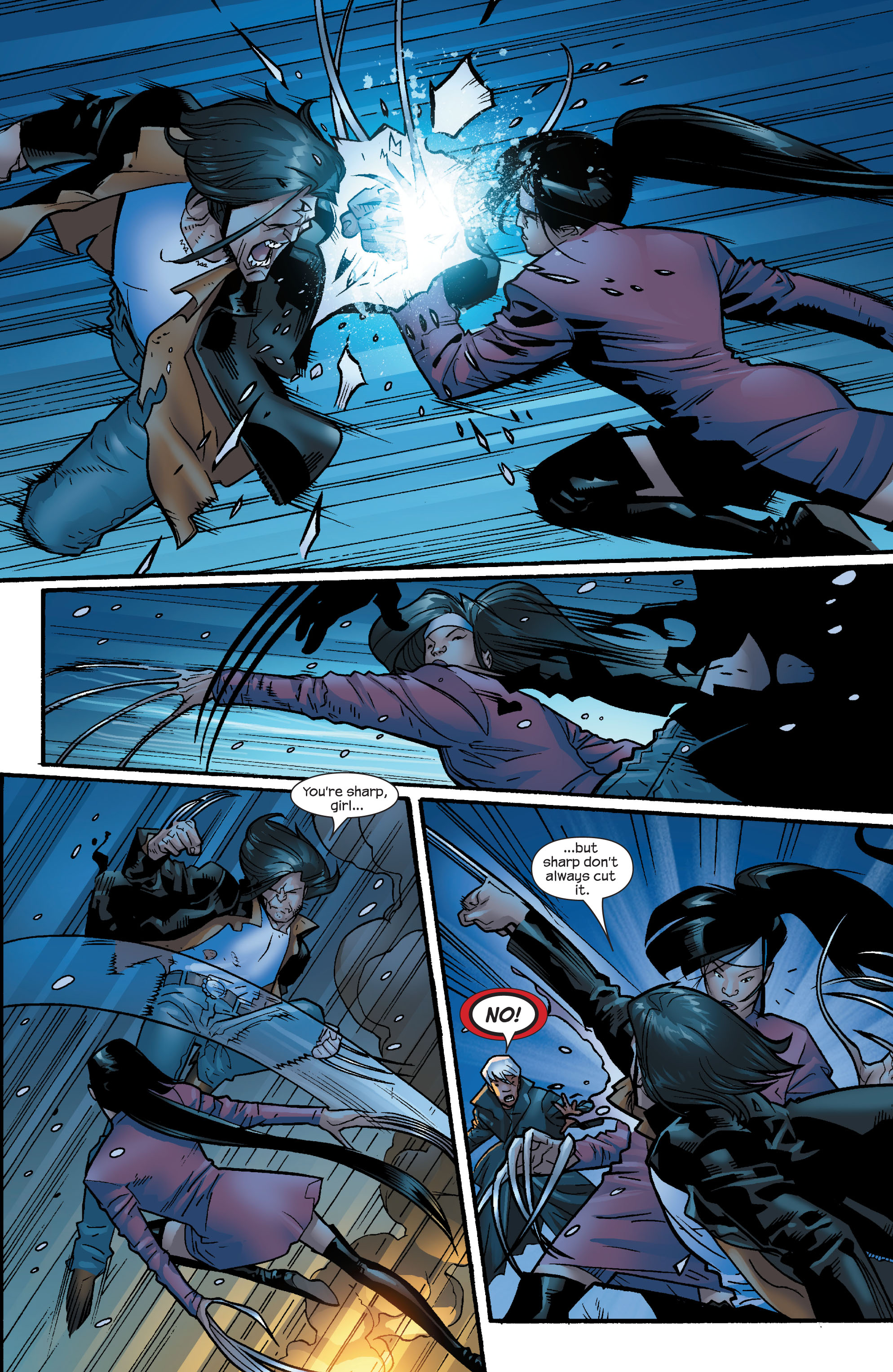 Read online Ultimate X-Men comic -  Issue #60 - 8