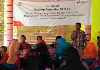 PEPC Sehati dengan Kader Posyandu di 4 Desa
