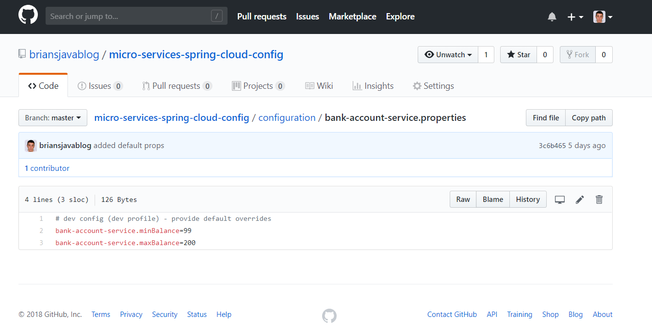 Microservice Configuration: Spring Cloud Config Server Tutorial