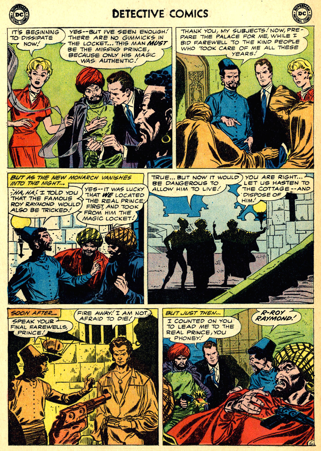 Detective Comics (1937) 287 Page 21