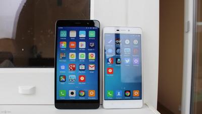 Perbandingan Xiaomi Redmi Note 3 vs. Xiaomi Redmi 3