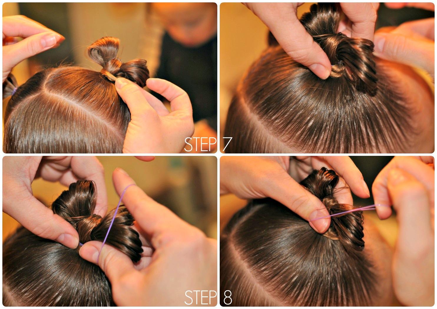 TODDLER  HAIR BOWS  TUTORIAL!!! d304c045633