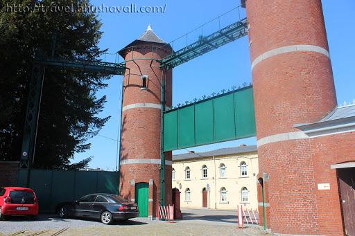 Bois du Luc Major Mining Sites of Wallonia UNESCO