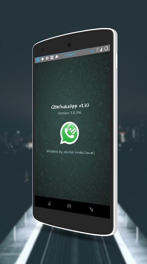 WhatsApp GB Apk Plus v3.70 Mod
