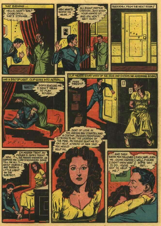 Read online Action Comics (1938) comic -  Issue #26 - 48