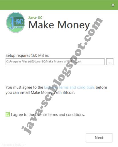 Step 1 Kumpulan Situs BitCoin