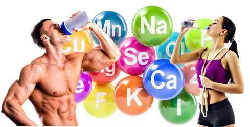 Las características y funciones de los minerales electrolitos en nuestro cuerpo