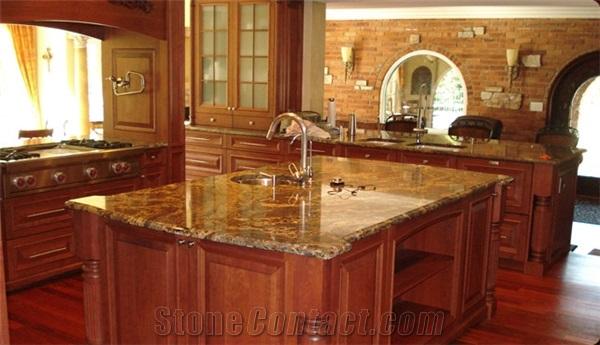 mombasa granite kitchen countertop ideas - Granite Kitchen Countertops Ideas