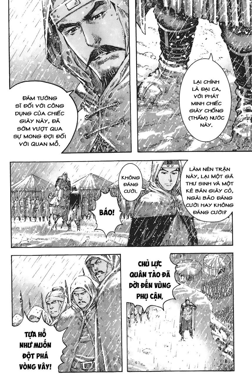Hỏa phụng liêu nguyên Chương 436: Tuyết hạ như kiếm [Remake] trang 19