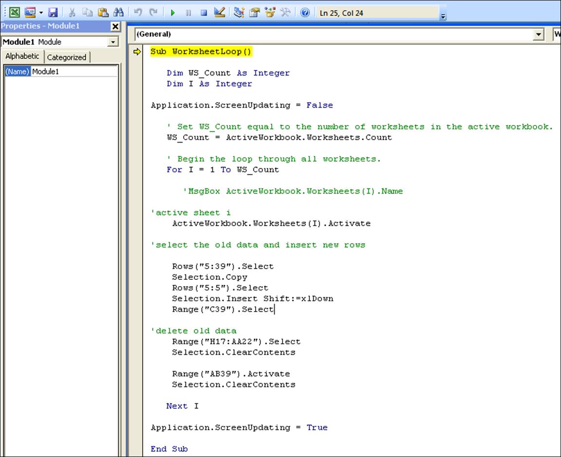 Excel Spre Dsheets Help B Sic Excel Vb M Cro Loop Through Ll