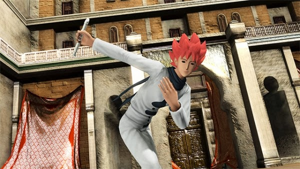J-Stars Victory Vs, Shounen, Jump, Weekly Shounen Jump, Anime collaboration, games, PS3, Playable Characters, Screenshot, Jaguar Junichi