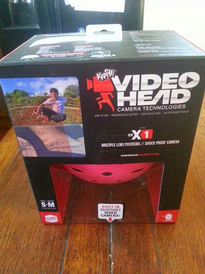 Krash Video Head