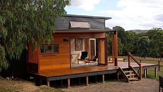 Ric S Tiny House