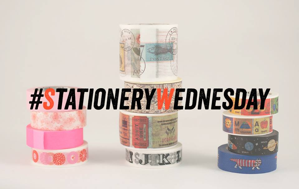 #stationerywednesday, stationery, list,