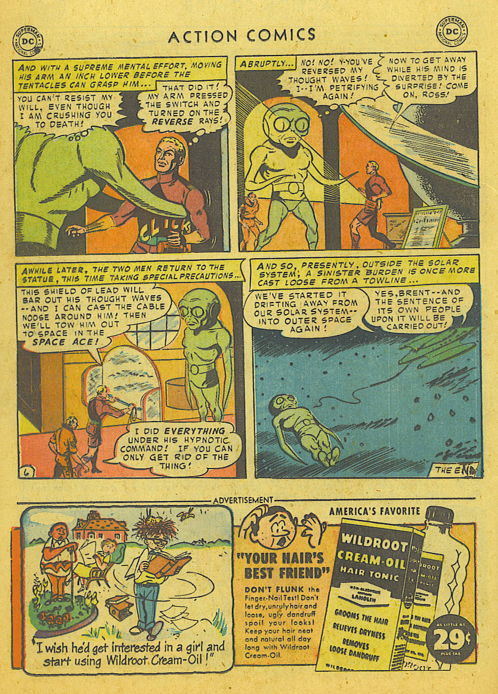 Read online Action Comics (1938) comic -  Issue #175 - 30