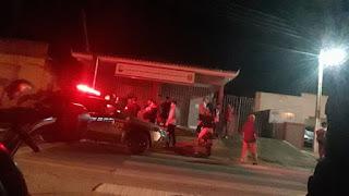 Bandidos fazem arrastão em ônibus de universitários da cidade de Sossego