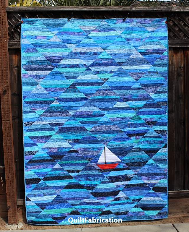 Seafarer by QuiltFabrication