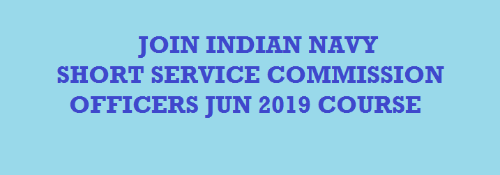 Indian navy Vacancies 2018 -115 SSC PC Officer Recruitment Notification Out