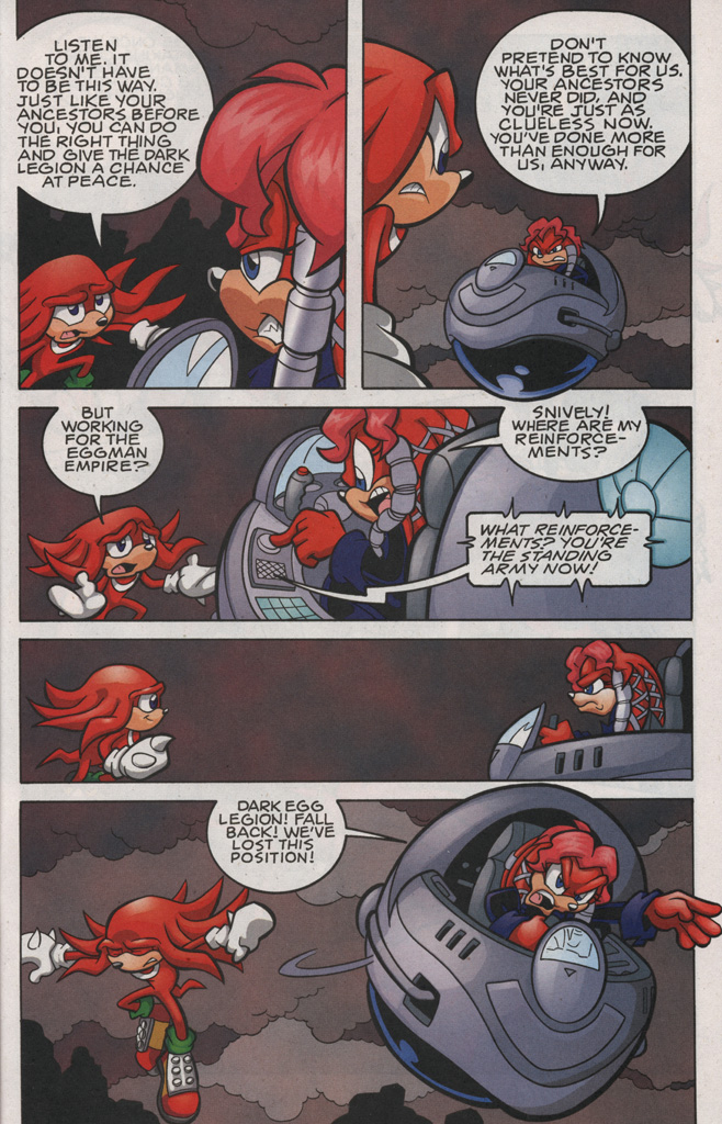 Read online Sonic The Hedgehog comic -  Issue #189 - 17