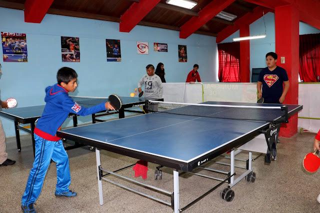 Con gran éxito inician las clases de vacaciones divertidas en El Tambo