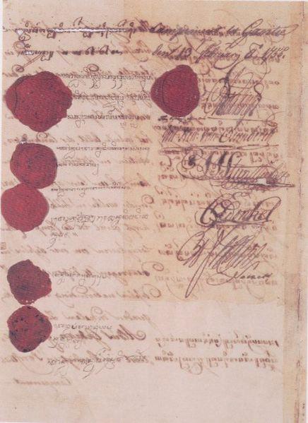 Perjanjian Giyanti
