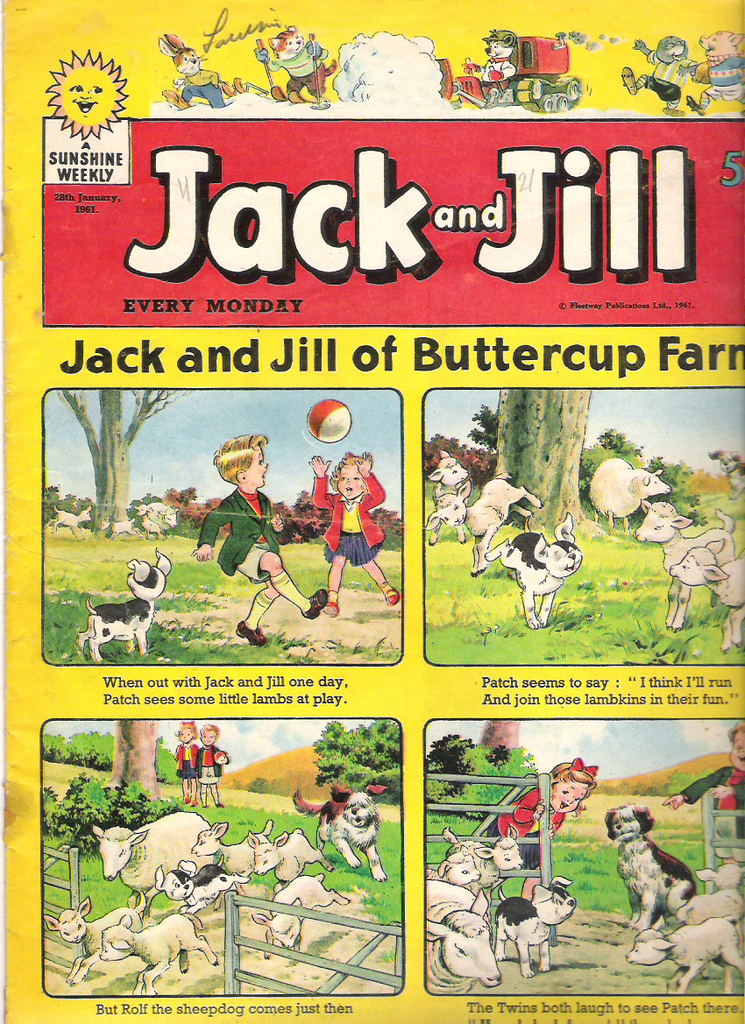 Jack And Jill Dvd Release Date March 6 2012: Memories Of Northampton Past: A 1960's Childhood In
