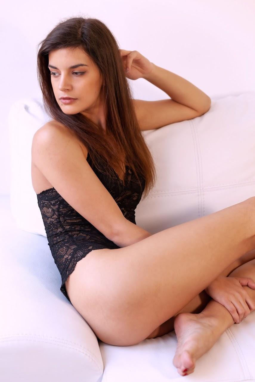 [Sex-Art] Candice Luka - Black Lace