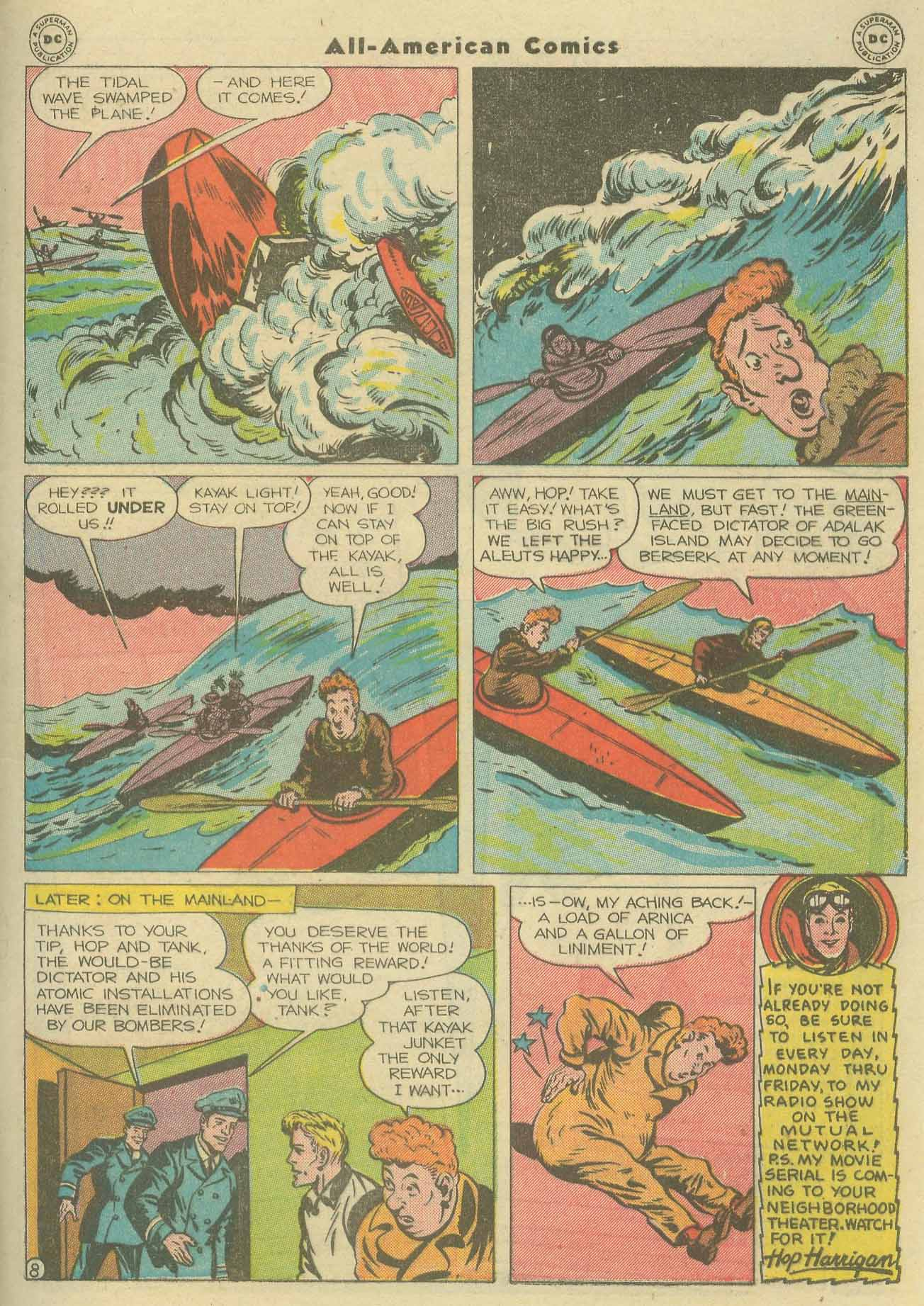 Read online All-American Comics (1939) comic -  Issue #80 - 49