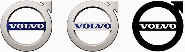 Volvo simplifica su identidad presentando un nuevo logo