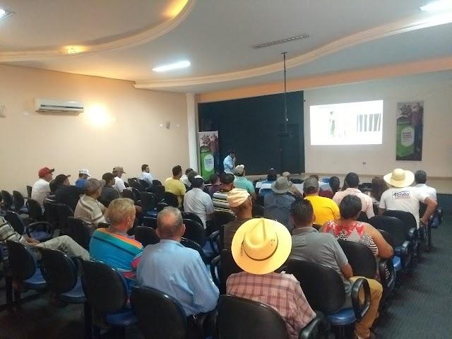 Altamira do Paraná incentiva melhorias na alimentação animal
