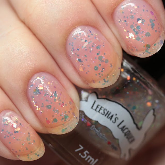 Leesha's Lacquer Opalescence