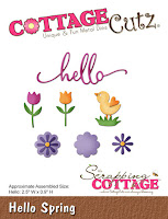 http://www.scrappingcottage.com/cottagecutzhellospring.aspx