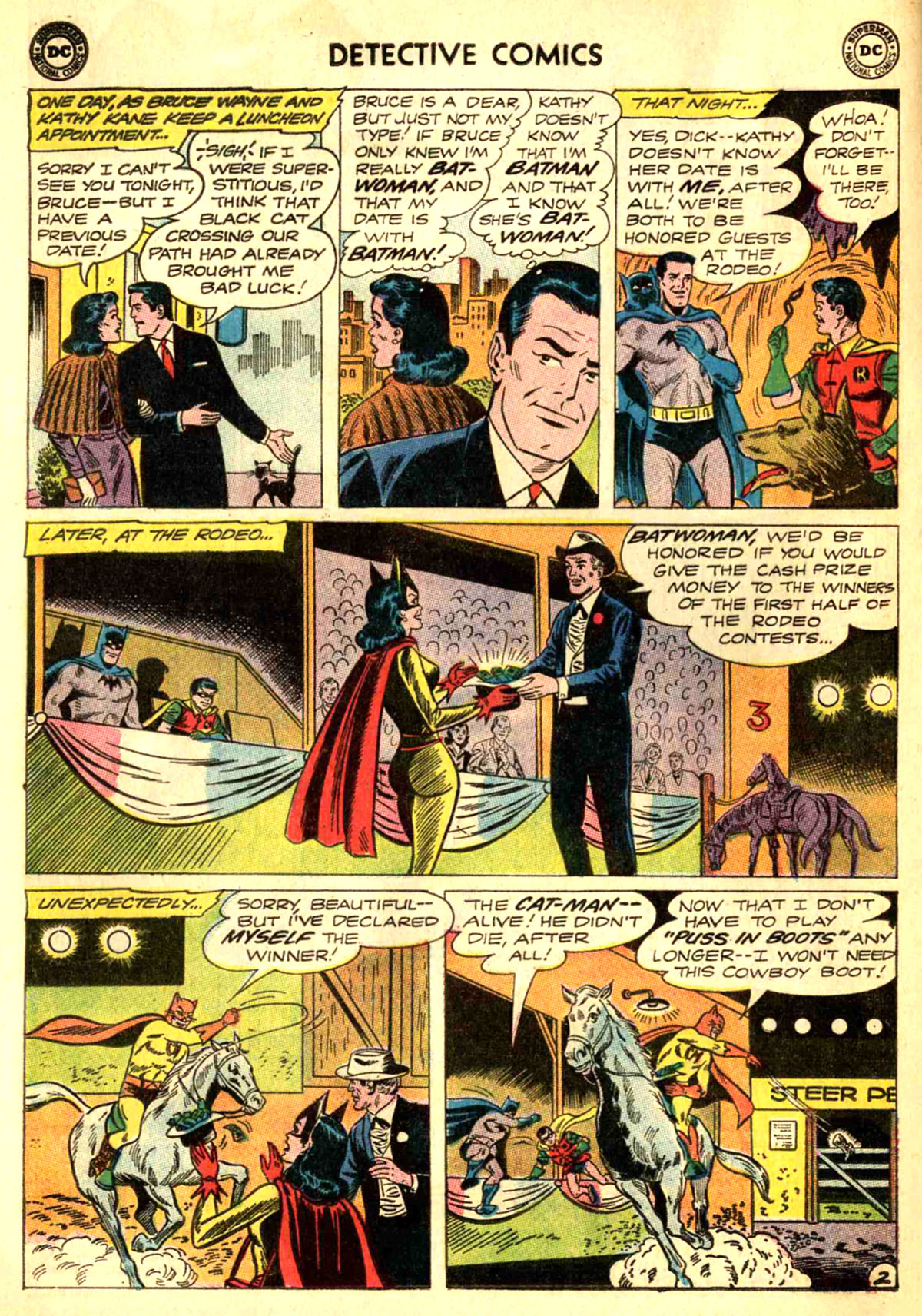Detective Comics (1937) 318 Page 3