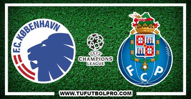 Ver Kobenhavn vs Porto EN VIVO Por Internet Hoy 22 de Noviembre 2016