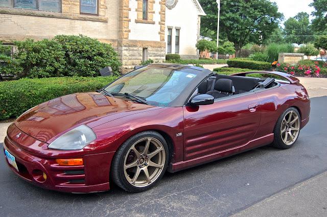 Mitsubishi Eclipse Spyder 3G, V6