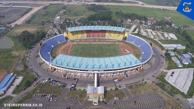Lebih Nyaman, Bobotoh Ingin Persib Bermarkas di Stadion Si Jalak Harupat