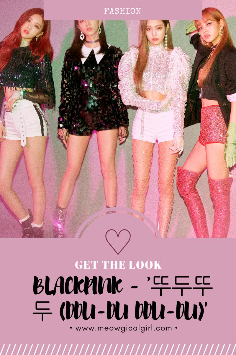 BLACKPINK - '뚜두뚜두 (DDU-DU DDU-DU)'