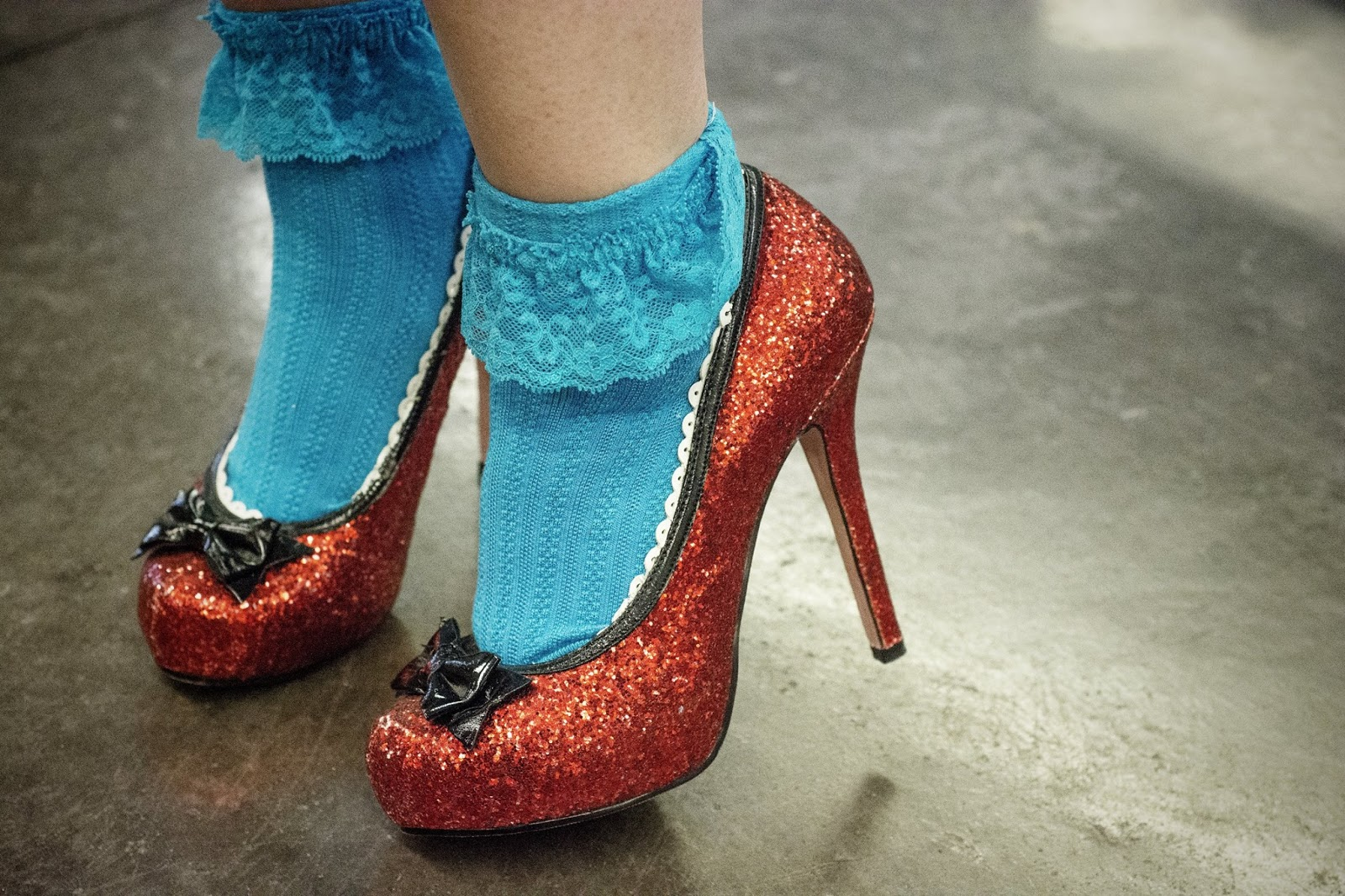 Mi cosplay de Dorothy (Mago de Oz)