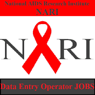 National AIDS Research Institute, NARI, Maharashtra, DEO, Data Entry Operator, 12th, freejobalert, Sarkari Naukri, Latest Jobs, nari logo