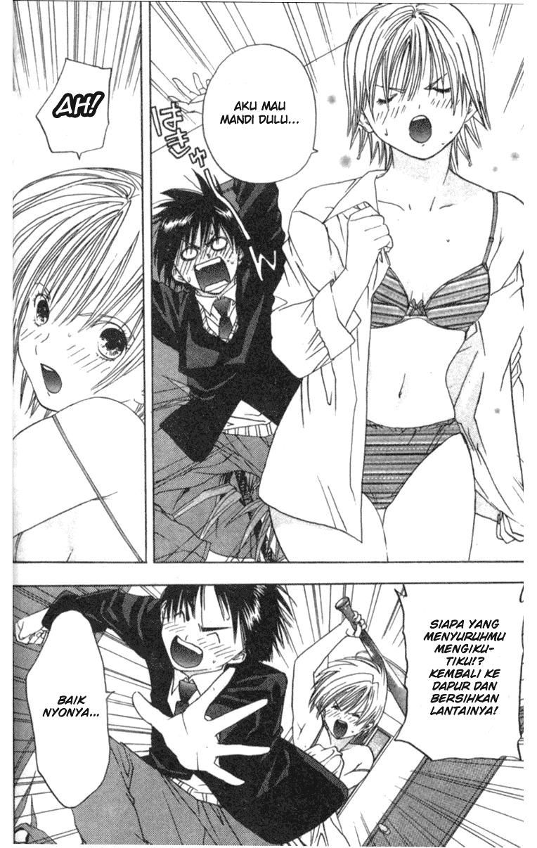 Ichigo 100% Chapter 10-11