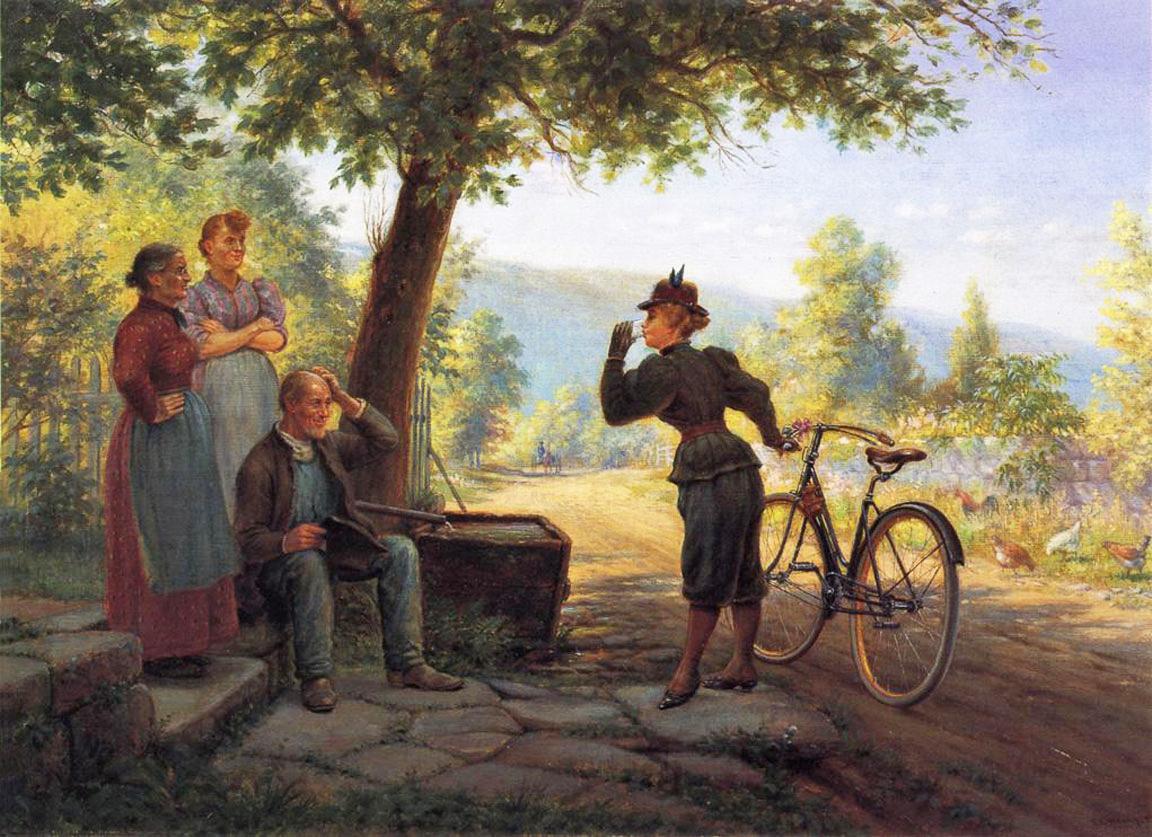 19th Century American Paintings  Edward Lamson Henry  Ctd