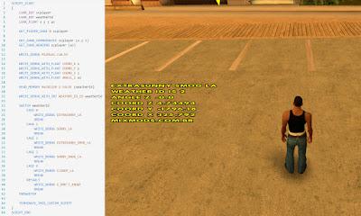 gta sa mod sa scrdebug debug debugging cleo script