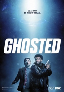 Ghosted 1ª Temporada (2017) Legendado HDTV | 720p – Torrent Download