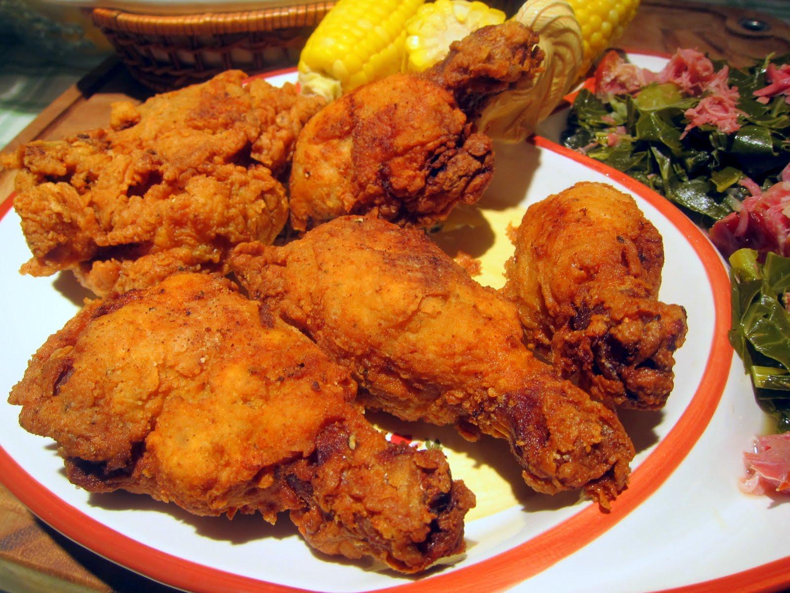 Fried Chicken: Dragon's Kitchen: Southern Fried Chicken