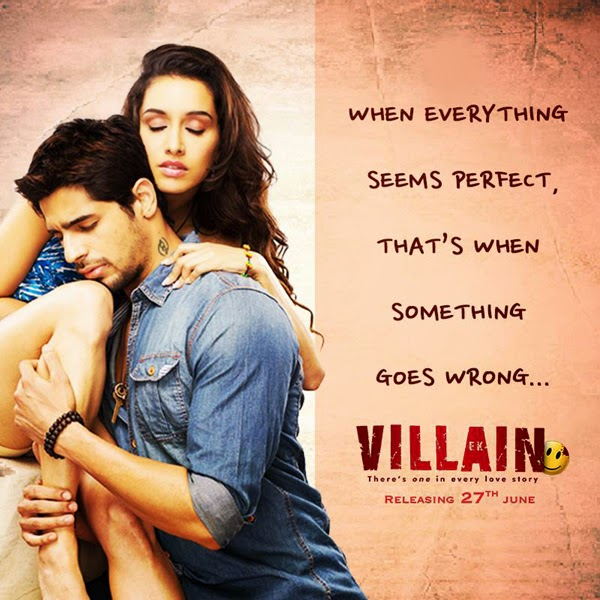 Ek Villain. [Movie Review]