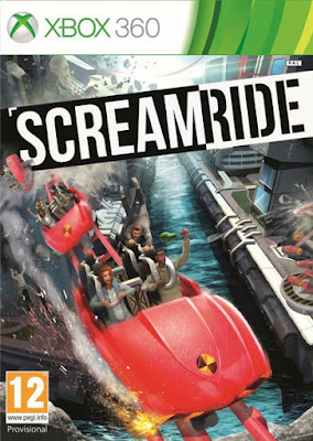 یاری بۆ ئێكس بۆكس Scream Ride xbox